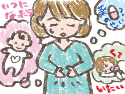 不妊治療の不安から喉の異物感を感じるように。【体験談】