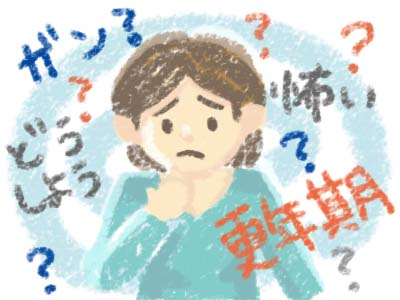 更年期障害が原因?喉の違和感を検査しても異常なし【体験談】