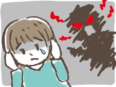 人からの言動で傷つき息苦しさや喉の痛みに【体験談】